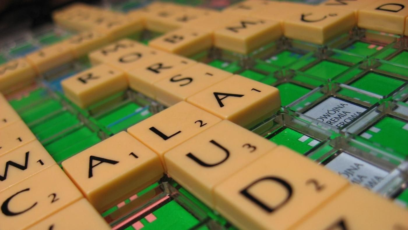 a-z scrabble words