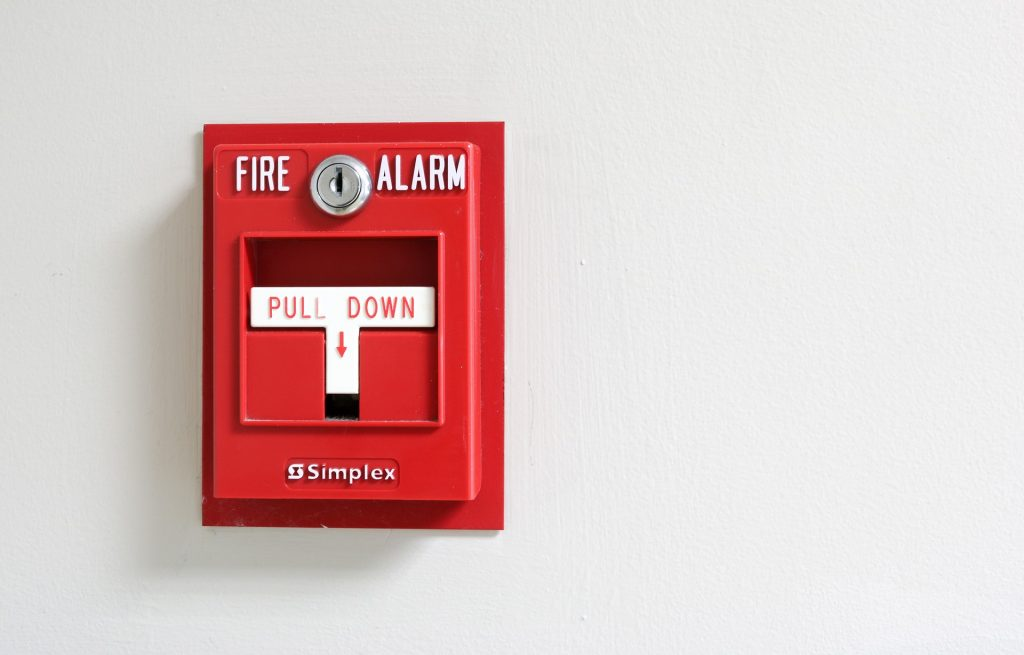 fire alarms lagrangeville