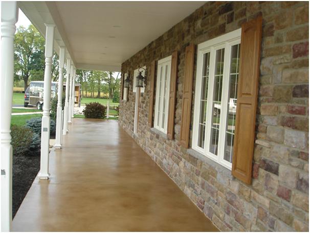 small porches