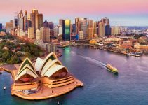 sydney tour package singapore