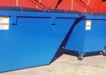 rear load dumpsters for sale