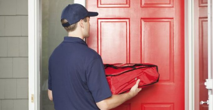 food courier services
